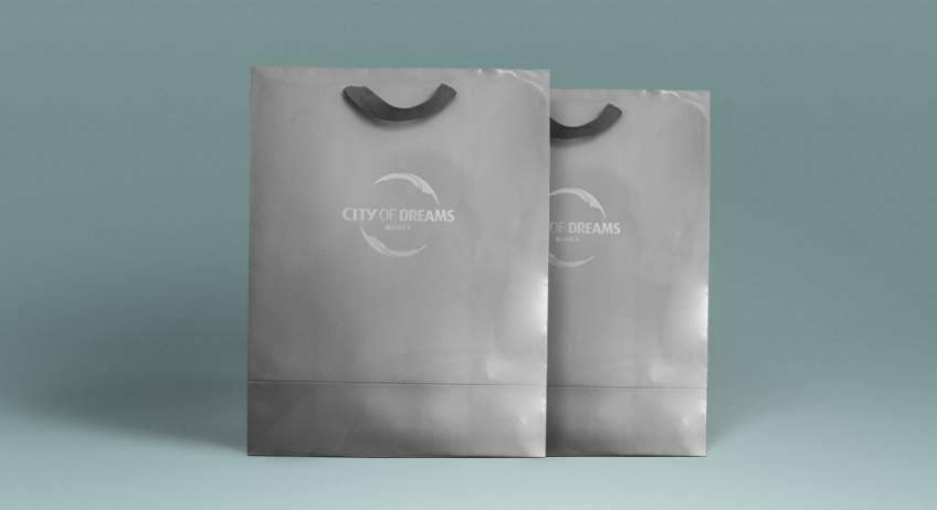 Shopping Bag for City of Dreams