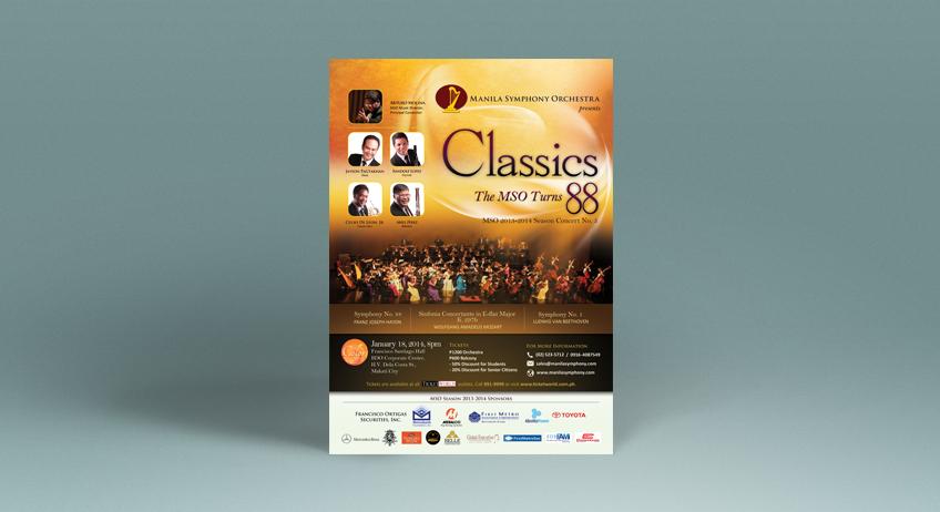 Manila Symphony Orchestra presents Classics