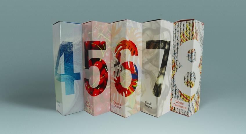 Perfume Boxes for HBC