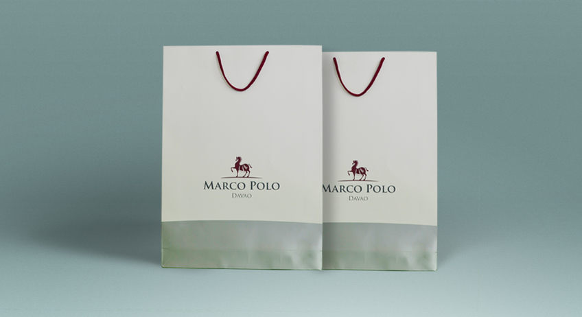 Polo Shopping bag