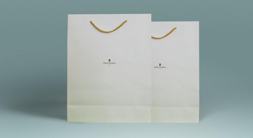 Makati Shangrila Shopping Bag